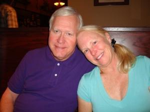 Barb and John